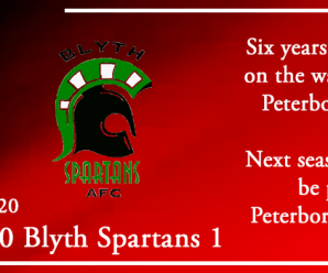 04-01-20 – Report – Kidderminster Harriers 0 Blyth Spartans 1