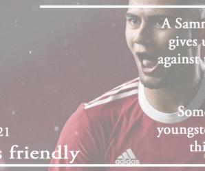 06-08-21 – Friendly – A Sammy Screamer gives us the draw