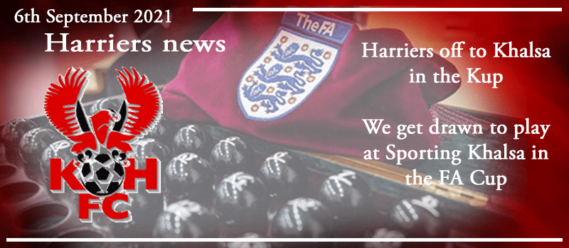 06-09-21 - News - Harriers off to Khalsa in the Kup