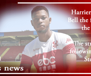 28-06-21 – News – Harriers make Nyal Bell the first recruit of the summer
