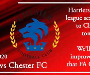 05-10-20 – Preview – Kidderminster Harriers Vs Chester FC