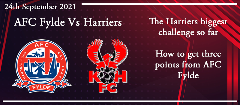 24-09-21 - Preview - AFC Fylde Vs Kidderminster Harriers