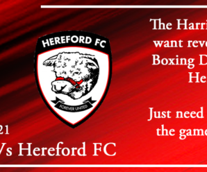 01-01-21 – Preview – Kidderminster Harriers Vs Hereford FC