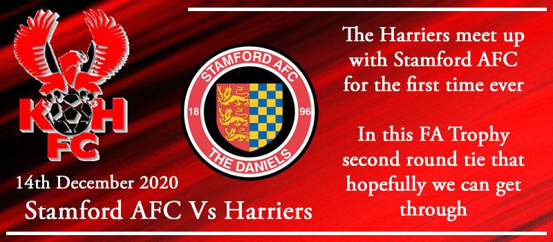14-12-20 - Preview - Stamford AFC Vs Kidderminster Harriers
