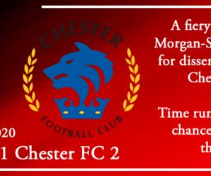 06-10-20 – Report – Kidderminster Harriers 1 Chester FC 2