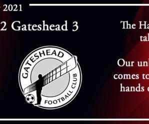 11-09-21 – Report – Kidderminster Harriers 2 Gateshead 3