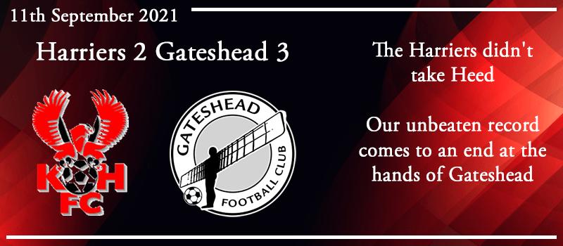 11-09-21 - Report - Kidderminster Harriers 2 Gateshead 3