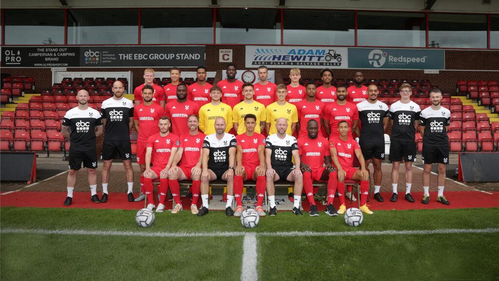 Kidderminster Harriers FC 2021-22